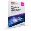 Bitdefender TotalSecurity MULTI DEVICE 2018 – ab 39Euro